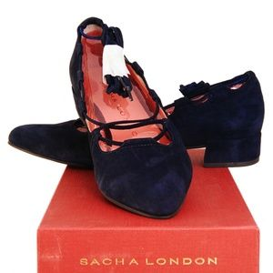 Sacha London Cordu Flat